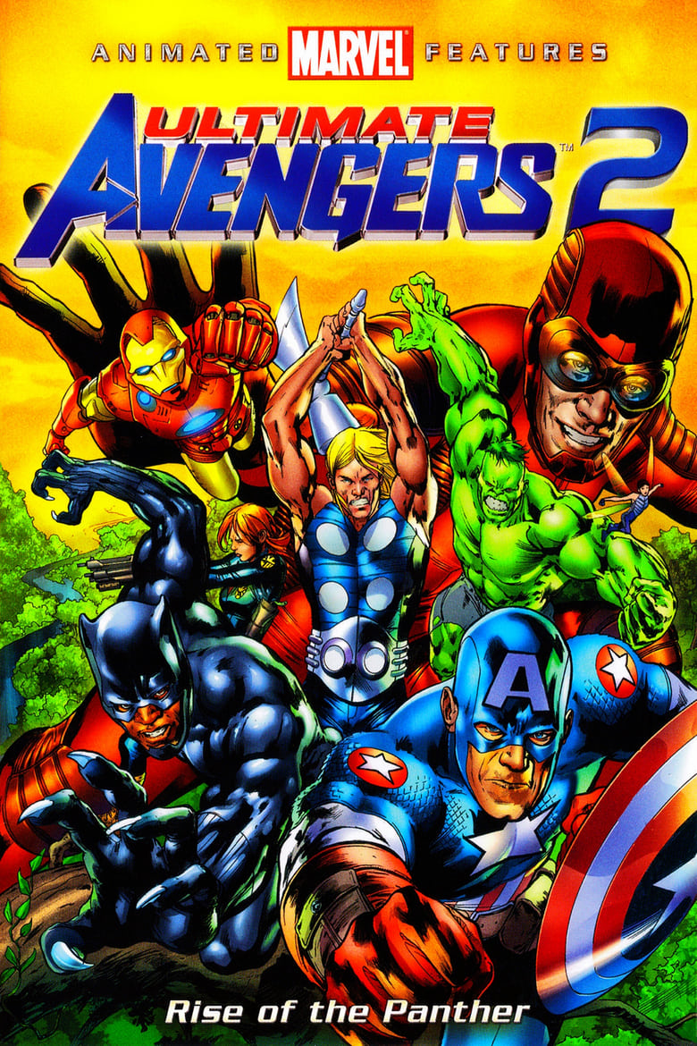 Ultimate Avengers 2: Rise of the Panther (2006)